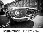 1965 Ford Mustang On The Custo...