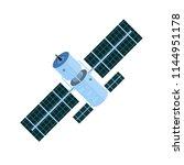 gps satellite wireless... | Shutterstock .eps vector #1144951178