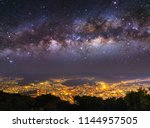 Milky Way High Up In The Night...