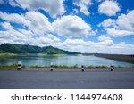 khun dan prakan chon dam at...   Shutterstock . vector #1144974608