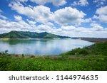 khun dan prakan chon dam at...   Shutterstock . vector #1144974635