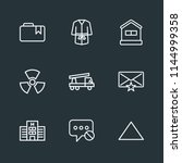 modern flat simple vector icon... | Shutterstock .eps vector #1144999358