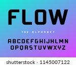 modern professional vector... | Shutterstock .eps vector #1145007122