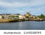 cherbourg  france   may 22 ... | Shutterstock . vector #1145038595