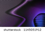Disco Abstract Background. ...