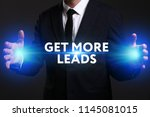 business  technology  internet... | Shutterstock . vector #1145081015