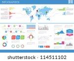detail infographic vector... | Shutterstock .eps vector #114511102