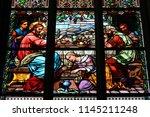 koszeg  hungary   august 10 ... | Shutterstock . vector #1145211248