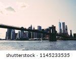 beautiful contemporary... | Shutterstock . vector #1145233535