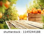table background of free space... | Shutterstock . vector #1145244188