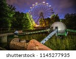 The Abandoned Amusement Park At ...