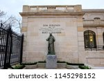 epernay  france   november 18 ... | Shutterstock . vector #1145298152