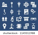 set of 20 icons such as package ...