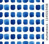 watercolor seamless pattern... | Shutterstock . vector #1145315438