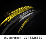 vector automotive banner... | Shutterstock .eps vector #1145326592