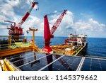 Crane Offshore Crane Pedestal...