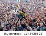 Small photo of MANCHESTER, TN - JUNE 09: Kevin Saurer of Hippie Sabotage performs onstage at The Other Tent during day 3 of the 2018 Bonnaroo Arts And Music Festival on June 9, 2018 in Manchester, Tennessee