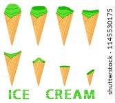 vector illustration for natural ... | Shutterstock .eps vector #1145530175