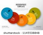vector minimalist colorful... | Shutterstock .eps vector #1145538848