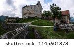 balzers  liechtenstein  ...   Shutterstock . vector #1145601878