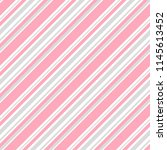 geometric vector seamless... | Shutterstock .eps vector #1145613452
