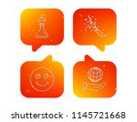 save planet  slapstick and... | Shutterstock .eps vector #1145721668