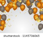 Balloons Header Background...