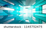 abstract white and colored...   Shutterstock . vector #1145752475