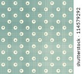seamless polka dot pattern in... | Shutterstock .eps vector #114579292