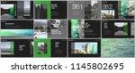 travel concept presentations... | Shutterstock .eps vector #1145802695