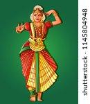 vector design of woman... | Shutterstock .eps vector #1145804948