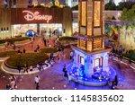 shanghai  china   october 4 ... | Shutterstock . vector #1145835602