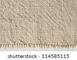 Light Natural Linen Texture Of...