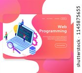 web programming isometric...