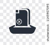 upload file vector icon... | Shutterstock .eps vector #1145907095