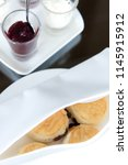 a tasty and delicious set of... | Shutterstock . vector #1145915912
