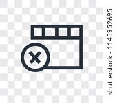 remove vector icon isolated on...
