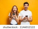 photo of caucasian beautiful... | Shutterstock . vector #1146012122
