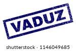 rectangle vaduz seal print with ... | Shutterstock .eps vector #1146049685