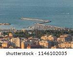 cityscape of san benedetto del... | Shutterstock . vector #1146102035