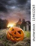 On Hallows Eve   Jack O Lantern ...