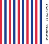 red white and blue stripes... | Shutterstock .eps vector #1146143915
