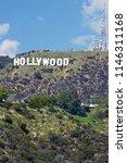 hollywood california   march 25 ... | Shutterstock . vector #1146311168