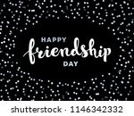 banner template of friendship... | Shutterstock .eps vector #1146342332