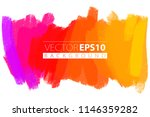 artistic backdrop  vector with... | Shutterstock .eps vector #1146359282