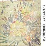 Floral Vintage Postcard\'s