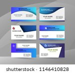 abstract professional and... | Shutterstock .eps vector #1146410828