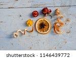 A Decorative Arrangement Of A...