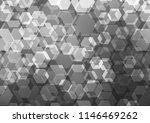 dark silver  gray vector low... | Shutterstock .eps vector #1146469262