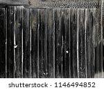 burnt wood grey background.... | Shutterstock . vector #1146494852